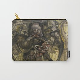 Spider God Carry-All Pouch