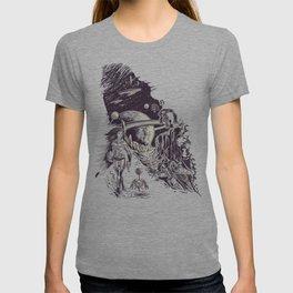 Stranded on Alpha Centauri T-shirt