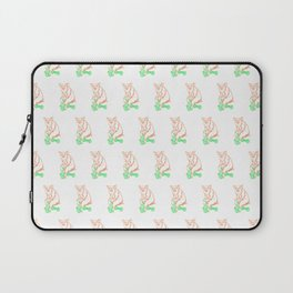 Piggy on a Tricycle Laptop Sleeve