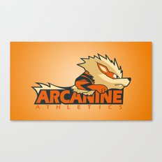 Athletics Wear Canvas Print