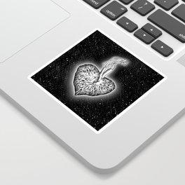 Lonely Heart Sticker