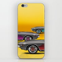muscle iPhone & iPod Skins featuring muscle by ErsanYagiz