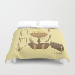 Honey, I'm Home. Duvet Cover