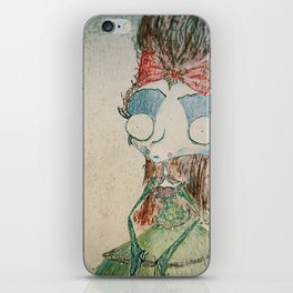 Velvetesque Dolls • Victorian Collection #2A iPhone Skin