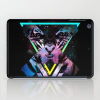 code iPad Cases featuring CODE X by alfboc