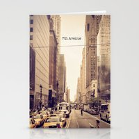 manhattan Stationery Cards featuring Manhattan by Jake Metzger Photography