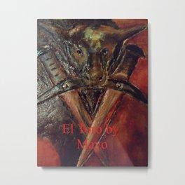 El Toro by Mayo Metal Print