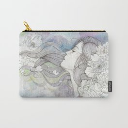 Le Vent  Carry-All Pouch