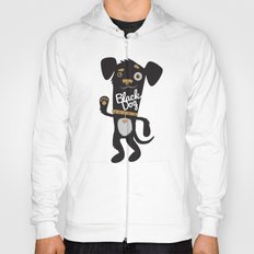 Black Dog Hoody