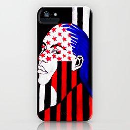 sing america iPhone Case