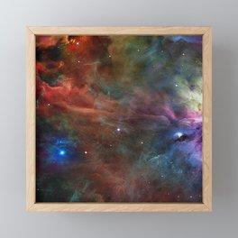 Orion Nebula Framed Mini Art Print