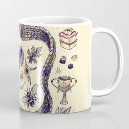 Hufflepuff, Loyal and True Coffee Mug