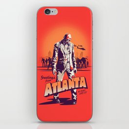 No Place Like it! iPhone Skin