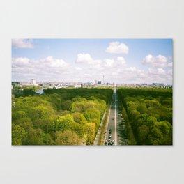 Berlin Spring Canvas Print