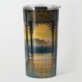The Victorian Bandstand at Brighton Travel Mug