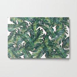 banana leaf 3 Metal Print