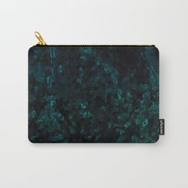Stone Turquoise pattern Carry-All Pouch
