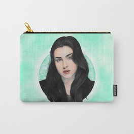 Lauren Jauregui Carry-All Pouch