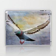 Pigeon On Wing Laptop & iPad Skin