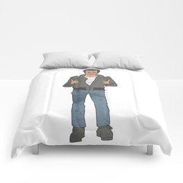 The Fonz Comforters