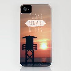 Those Summer Nights (Reprise) Slim Case iPhone (4, 4s)