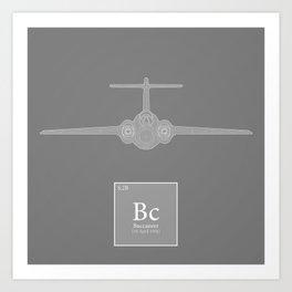 Blackburn Buccaneer S.2 Art Print