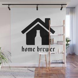 Home Brewer Wall Mural