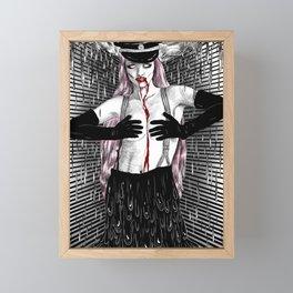 Love Batallion Framed Mini Art Print