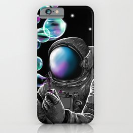 Astro Bubbles iPhone Case