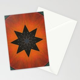 Sol Fire Stationery Cards