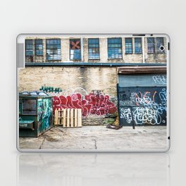Around Back Laptop & iPad Skin