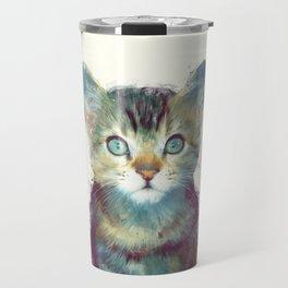 Cat // Aware Travel Mug