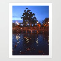 Bridgeport Art Print