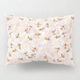 Flower Garden Dance Pillow Sham