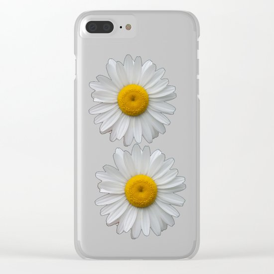 PLAIN AND SIMPLE Clear iPhone Case