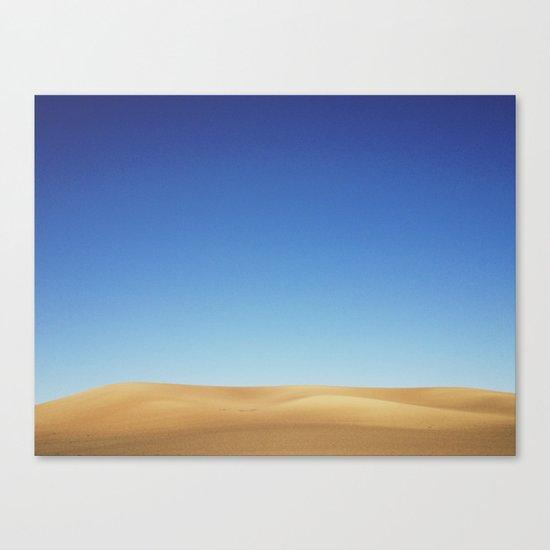 Wheat Hills Canvas Print