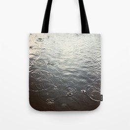 Raindrop #1 Tote Bag