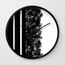 Bubble Delight Collection Wall Clock