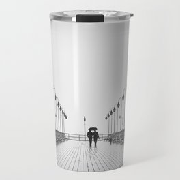 In Love On the Pier Travel Mug