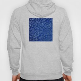 Champagne Bubbles Collection: #3 – Mediterranean Blue Hoody