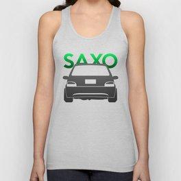 Citroen Saxo Unisex Tank Top