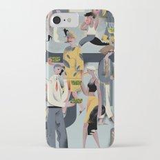 Salad City Slim Case iPhone 8