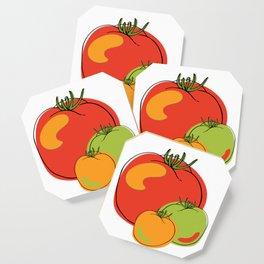 cheery Cherry Tomato tomatoes Coaster