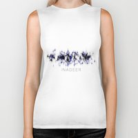 native Biker Tanks featuring NATIVE by Inadeer