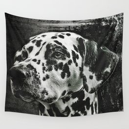 The Best Friends - Dalmatian Wall Tapestry
