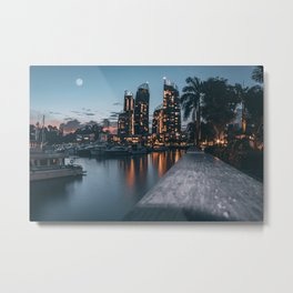 Singapore #society6 #decor #buyart Metal Print