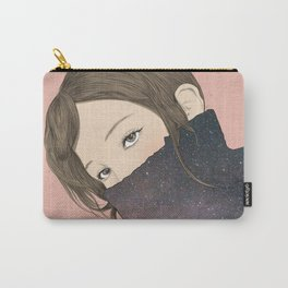 DREAMING GIRL Carry-All Pouch