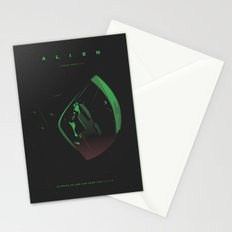 Alien 1979 Stationery Cards