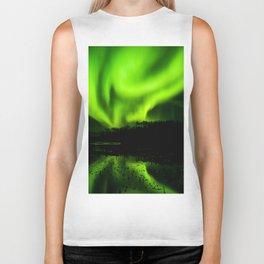 Northern Lights (Aurora Borealis) 4. Biker Tank