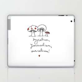 My Celium Laptop & iPad Skin